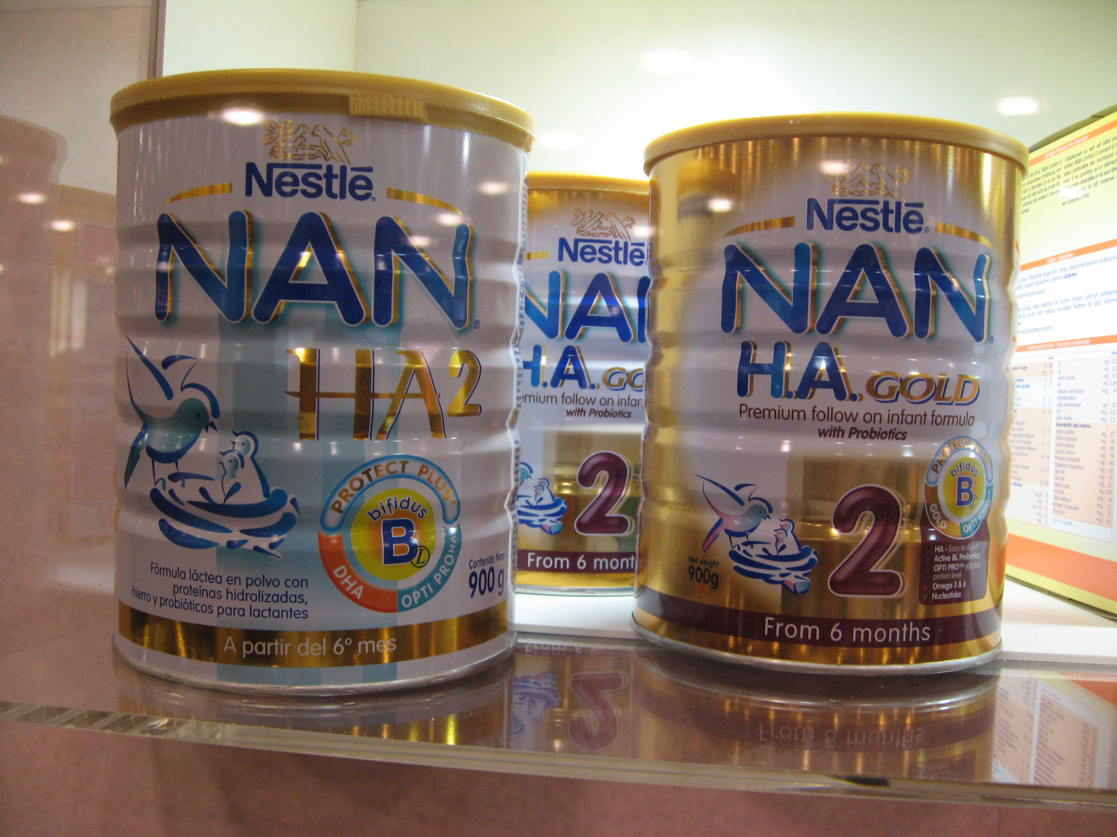 selling infant formula overseas by nestle As of 2013, the nestlé boycott was coordinated by the international nestlé boycott committee  the code covers infant formula and other milk products.